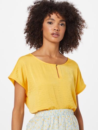 s.Oliver Shirt in gelb, Modelansicht