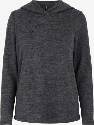 PIECES Sweatshirt 'Pam' i grå