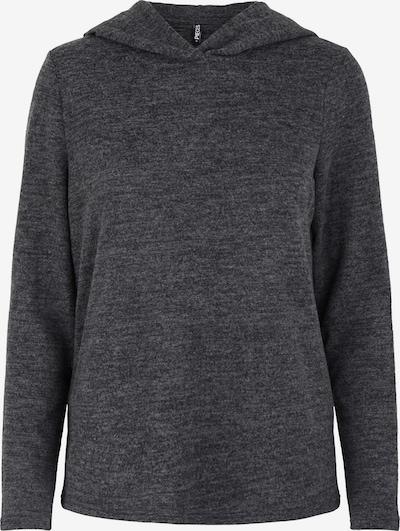 PIECES Sweatshirt 'Pam' in dunkelgrau, Produktansicht