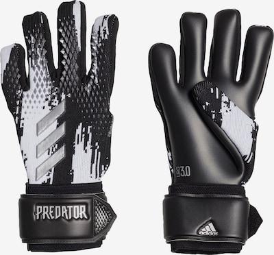 ADIDAS PERFORMANCE Sporthandschoenen in de kleur Zwart / Zilver / Wit, Productweergave
