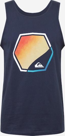 QUIKSILVER Camiseta funcional 'FADING OUT' en mezcla de colores / negro, Vista del producto