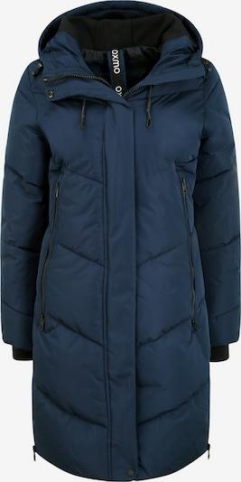 Oxmo Winter Coat 'Juna' in Blue / Dark blue, Item view