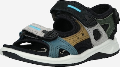 ECCO Sandale 'Trinsic' in blau / mischfarben, Produktansicht