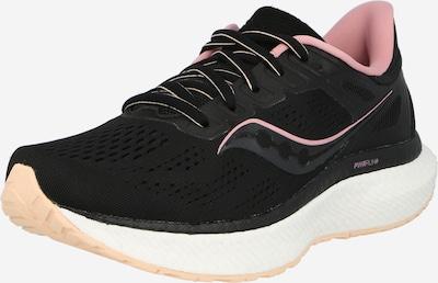 saucony Loopschoen in de kleur Rosa / Zwart, Productweergave