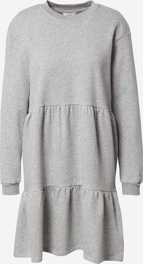 OBJECT Robe 'NINY' en gris chiné, Vue avec produit