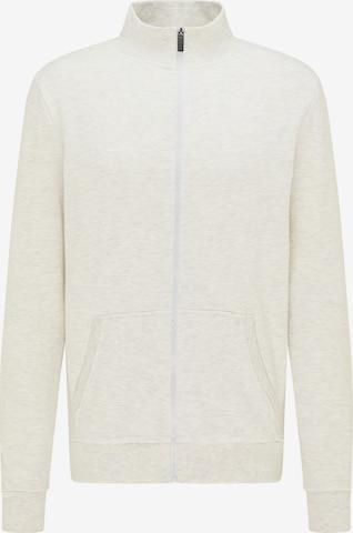 Veste de survêtement TUFFSKULL en blanc