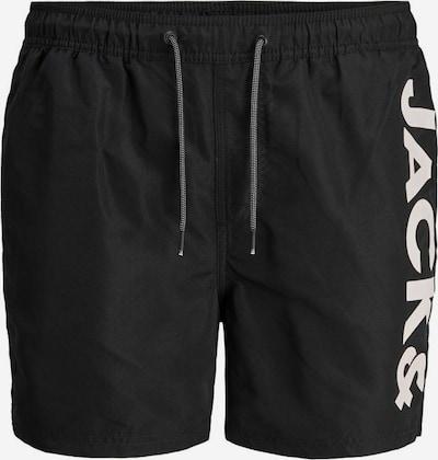 JACK & JONES Zwemshorts in de kleur Zwart, Productweergave