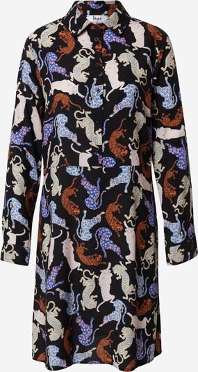 Liebesglück Kleid in mischfarben / schwarz, Produktansicht