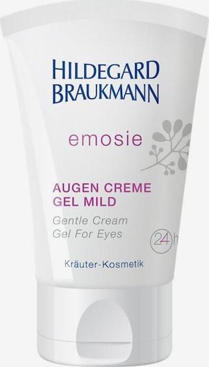 Hildegard Braukmann Augen Creme Gel in weiß, Produktansicht