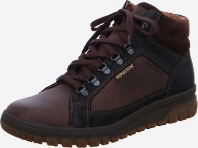 MEPHISTO Boots in braun / dunkelbraun / orange / schwarz, Produktansicht