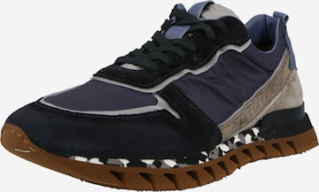 Sneaker low 'Jet' de la A.S.98 pe negru