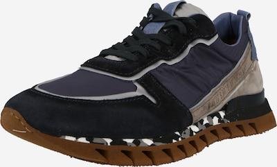 A.S.98 Niske tenisice 'Jet' u svijetlobež / golublje plava / crna / bijela, Pregled proizvoda