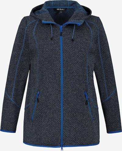 Ulla Popken Jacke in blau, Produktansicht