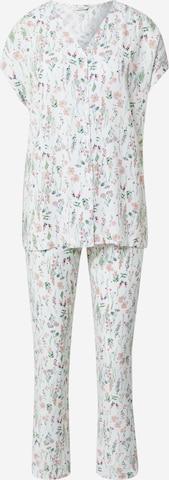 Pigiama 'Armatha' di Esprit Bodywear in bianco