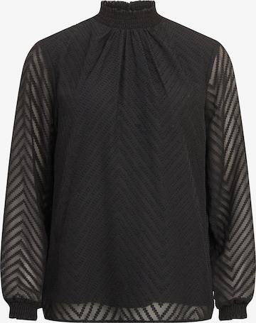 VILA Bluse 'Michelle' i svart