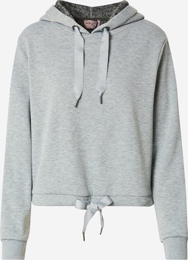 Sublevel Sweat-shirt en gris chiné, Vue avec produit