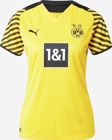 PUMA Spordisärk 'BVB Home', värv kollane