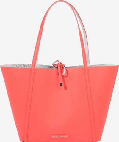 ARMANI EXCHANGE Nákupní taška - světle červená, Produkt