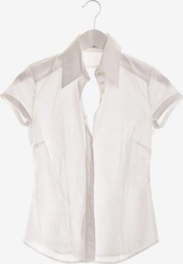 CoSTUME NATIONAL Bluse in S in weiß, Produktansicht