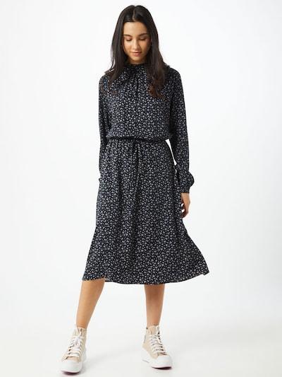 MOSS COPENHAGEN Kleid 'Eane' in blau / grau, Modelansicht