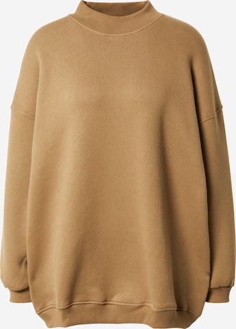 AMERICAN VINTAGE Bluzka sportowa 'Ikatown' w kolorze brązowy