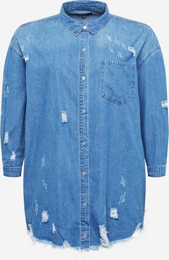 Missguided Plus Särkkleit sinine teksariie, Tootevaade