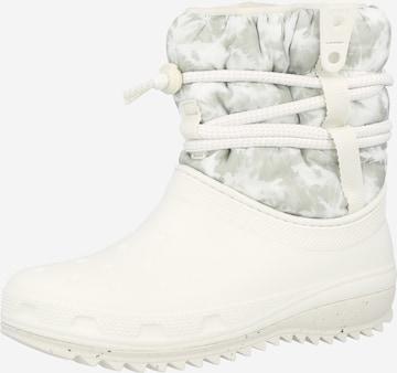 Crocs Snowboots in Weiß