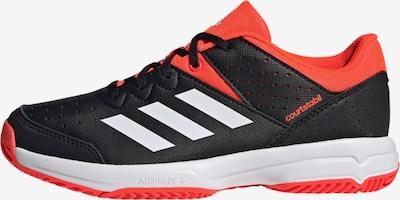 ADIDAS PERFORMANCE Sportschoen in de kleur Sinaasappel / Zwart / Wit, Productweergave
