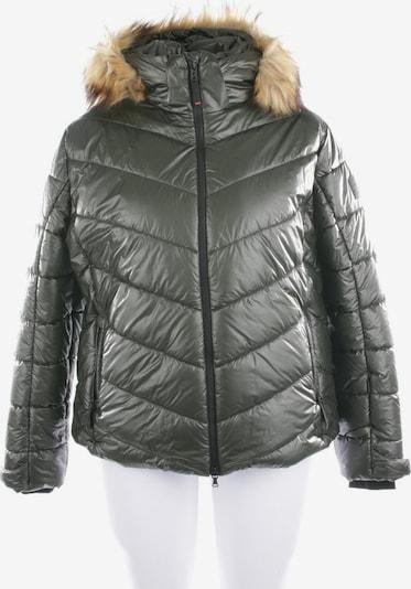 Bogner Fire + Ice Winterjacke / Wintermantel in 4XL in dunkelgrün, Produktansicht