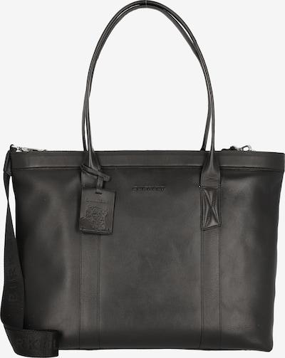 Burkely Tasche in schwarz, Produktansicht