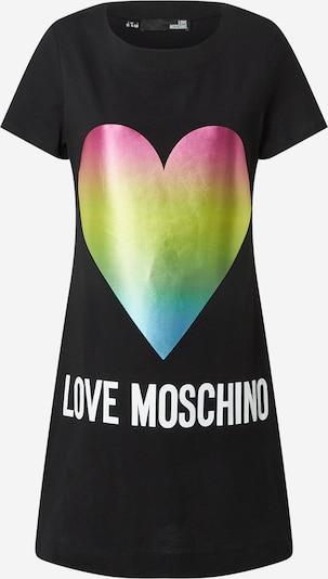 Love Moschino Kleid in mischfarben / schwarz, Produktansicht