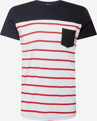LTB Tričko 'PEJIFO' - námořnická modř / červená / bílá, Produkt