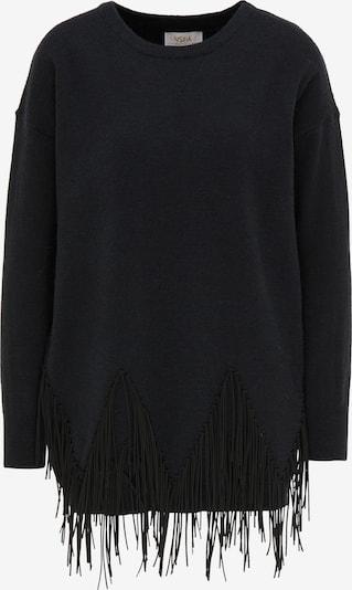 usha FESTIVAL Sweater in Black, Item view