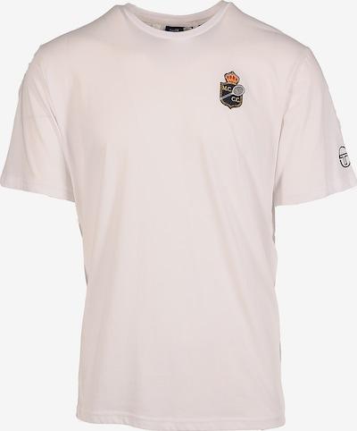 Sergio Tacchini T-Shirt in weiß, Produktansicht