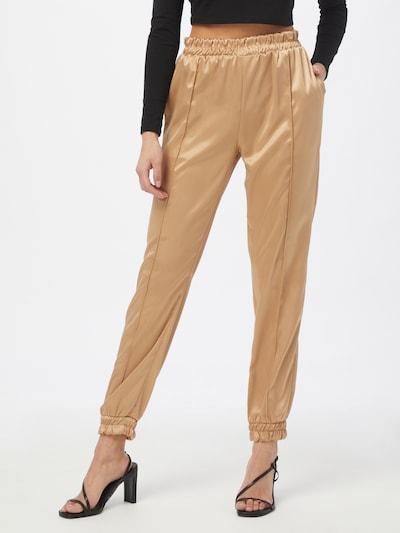 Pantaloni 'HANI' WAL G. di colore beige, Visualizzazione modelli