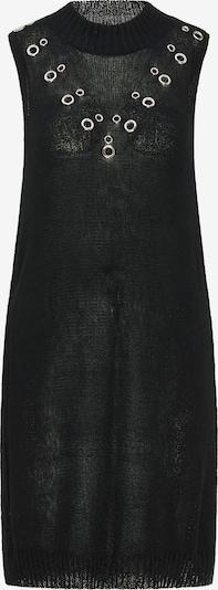 myMo ROCKS Pletené šaty - čierna, Produkt