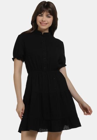 MYMO Summer Dress in Black