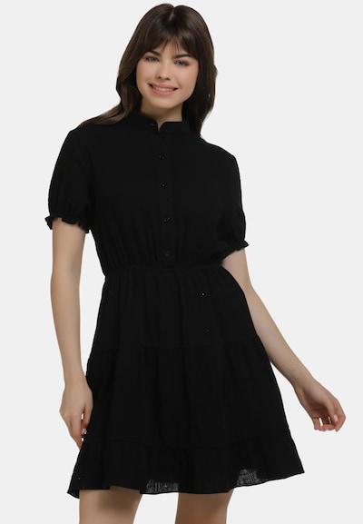 MYMO Sommerkleid in schwarz, Modelansicht