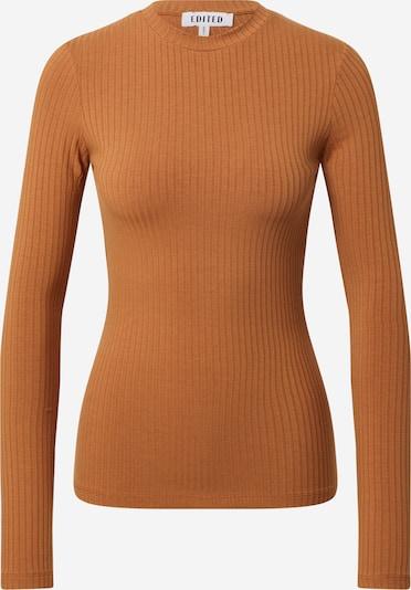 EDITED Koszulka 'Ginger' w kolorze brązowym, Podgląd produktu