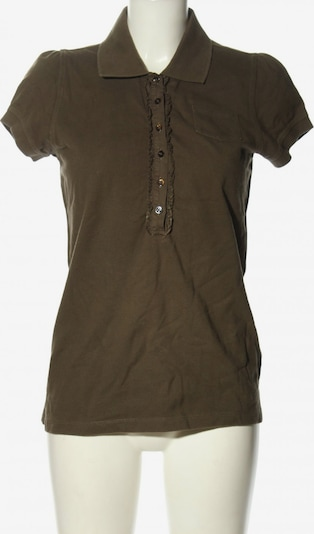 Lilienfels Polo-Shirt in S in khaki, Produktansicht