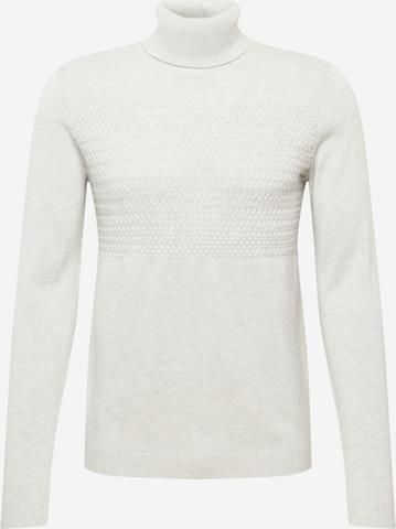 HUGO Sweater 'Siseono' in White