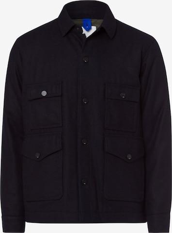 BRAX Between-Season Jacket 'Style Tom' in Blue