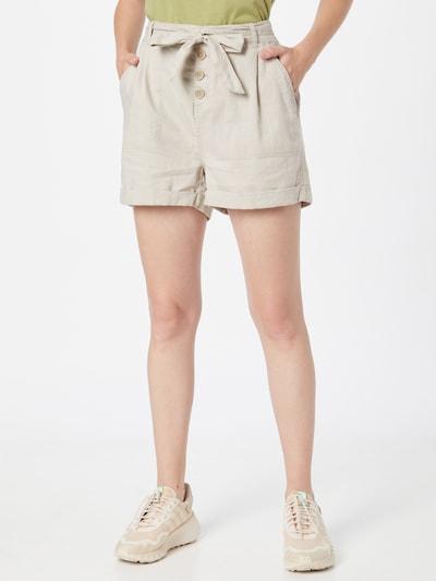 Q/S by s.Oliver Shorts in beige, Modelansicht