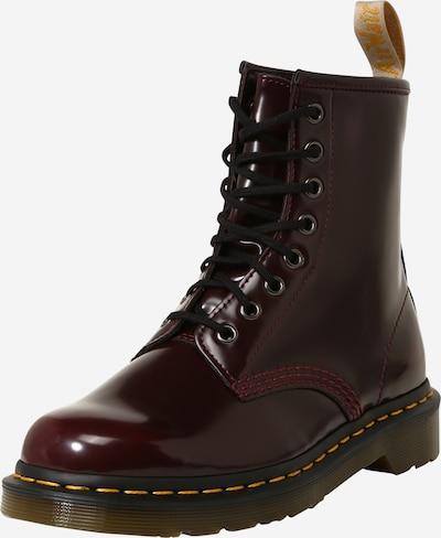 Boots stringati Dr. Martens di colore borgogna, Visualizzazione prodotti