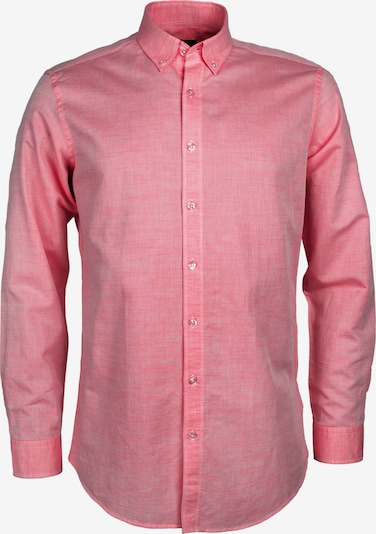 ROY ROBSON Hemd in hellrot, Produktansicht