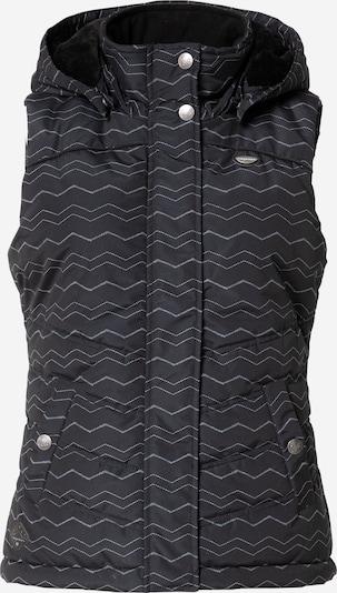 Ragwear Kamizelka 'HESTY' w kolorze czarny / białym, Podgląd produktu