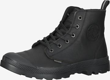 Palladium Boots 'Pampa Zip' in Schwarz