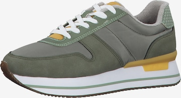 s.Oliver Sneakers in Green