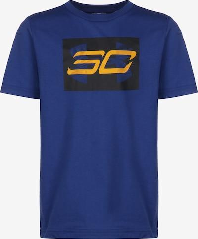 UNDER ARMOUR Shirt in blau, Produktansicht
