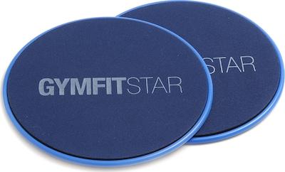 YOGISTAR.COM Sliding Disc Set - Blue in blau, Produktansicht